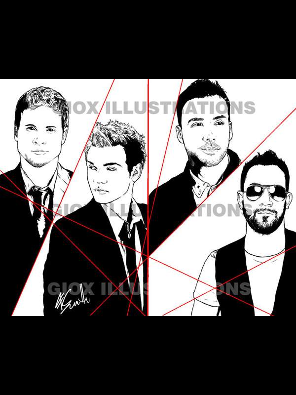 Backstreet Boys (commissionato)